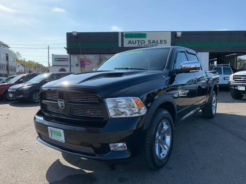 2012 RAM Ram Pickup 1500 for sale at Wakefield Auto Sales of Main Street Inc. in Wakefield MA