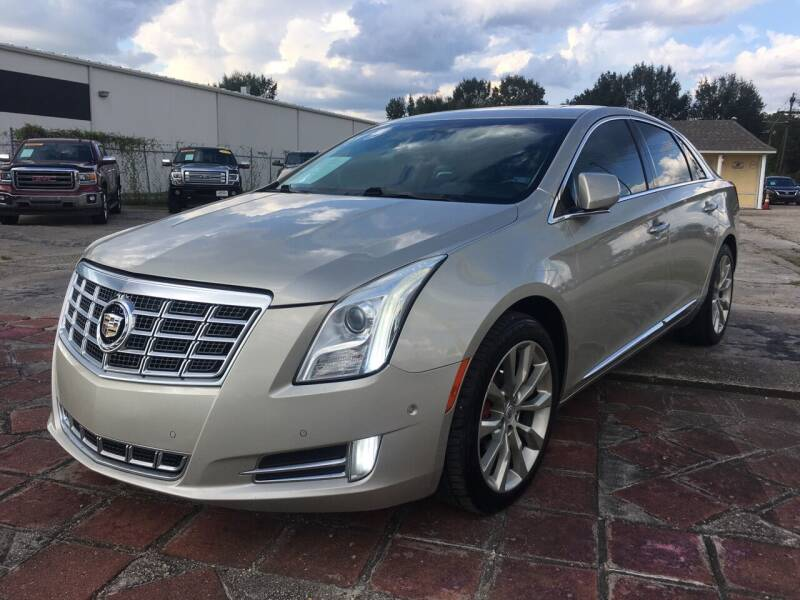 2015 Cadillac XTS for sale at CAPITOL AUTO SALES LLC in Baton Rouge LA