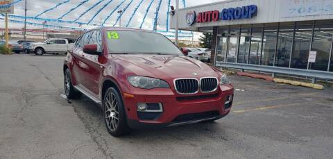 2013 BMW X6 for sale at I-80 Auto Sales in Hazel Crest IL