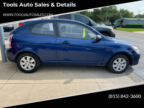 2011 Hyundai Accent for sale at Tools Auto Sales & Details in Pontiac IL