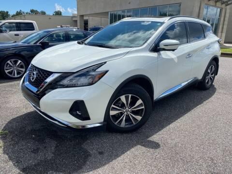 2019 Nissan Murano for sale at JOE BULLARD USED CARS in Mobile AL