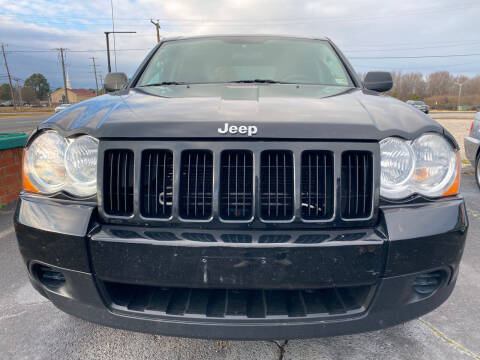 2008 Jeep Grand Cherokee for sale at Aiden Motor Company in Portsmouth VA