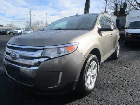 2014 Ford Edge for sale at Lewis Page Auto Brokers in Gainesville GA