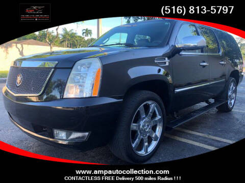 2008 Cadillac Escalade ESV for sale at Amp Auto Collection in Fort Lauderdale FL