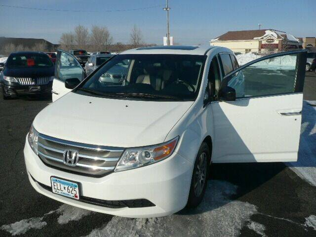2013 Honda Odyssey for sale at Prospect Auto Sales in Osseo MN