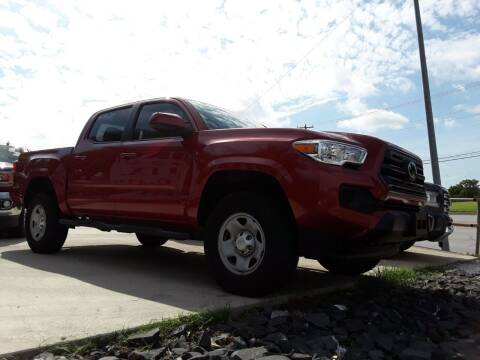 2019 Toyota Tacoma for sale at Speedway Motors TX in Fort Worth TX