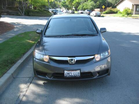 2009 Honda Civic for sale at StarMax Auto in Fremont CA
