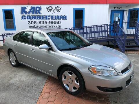 2006 Chevrolet Impala for sale at Kar Connection in Miami FL