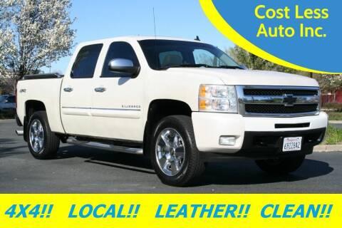 2011 Chevrolet Silverado 1500 for sale at Cost Less Auto Inc. in Rocklin CA