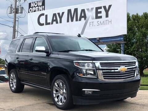 2019 Chevrolet Tahoe for sale at Clay Maxey Fort Smith in Fort Smith AR