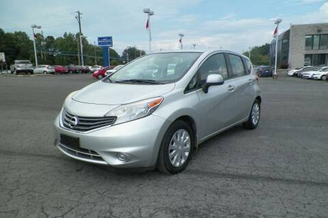 2014 Nissan Versa Note for sale at Paniagua Auto Mall in Dalton GA