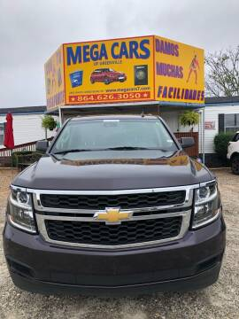 2015 Chevrolet Tahoe for sale at Mega Cars of Greenville in Greenville SC
