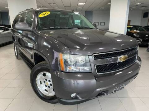 2011 Chevrolet Suburban for sale at Cj king of car loans/JJ's Best Auto Sales in Troy MI