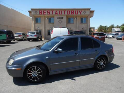 2005 Volkswagen Jetta for sale at Best Auto Buy in Las Vegas NV