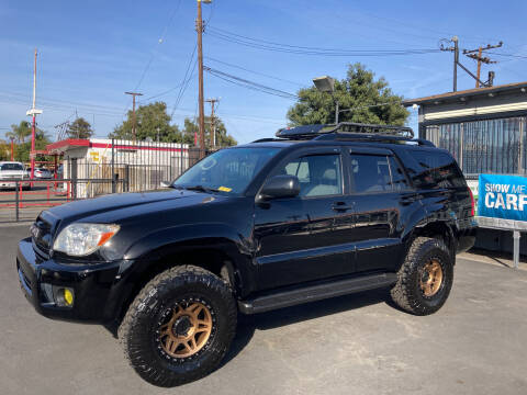2009 Toyota 4Runner for sale at Pacific West Imports in Los Angeles CA