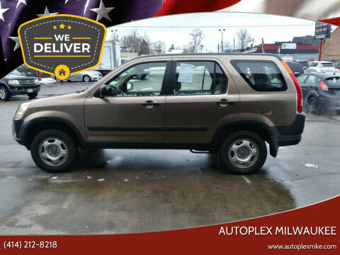 2003 Honda CR-V for sale at Autoplex 3 in Milwaukee WI