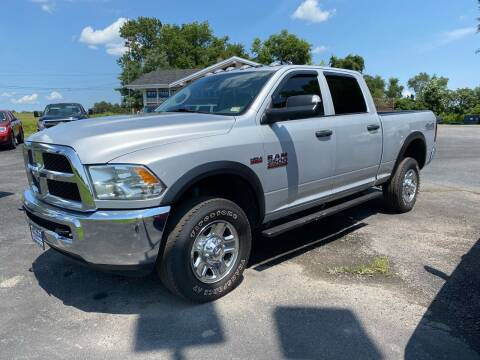 2018 RAM Ram Pickup 2500 for sale at SETTLE'S CARS & TRUCKS in Flint Hill VA