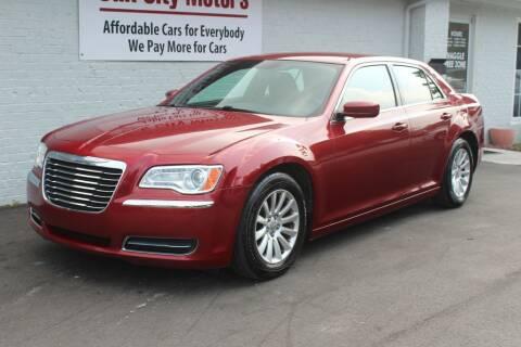 2012 Chrysler 300 for sale at Oak City Motors in Garner NC