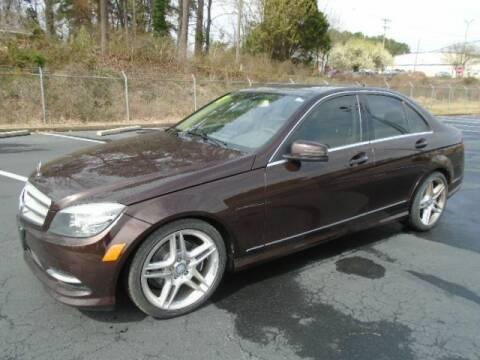 2011 Mercedes-Benz C-Class for sale at Atlanta Auto Max in Norcross GA