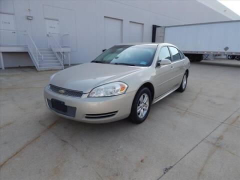 2012 Chevrolet Impala for sale at Elite Motors INC in Joppa MD