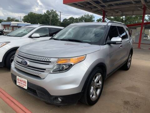 2013 Ford Explorer for sale at KD Motors in Lubbock TX