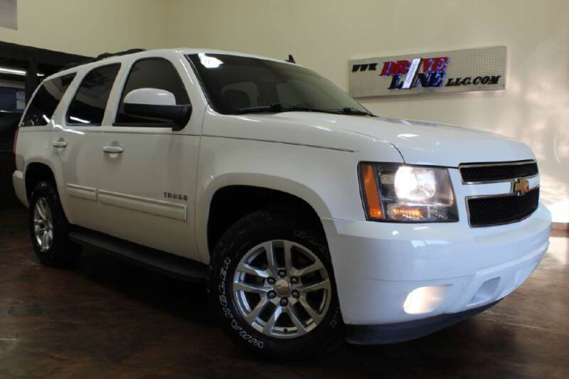 2013 Chevrolet Tahoe for sale at Driveline LLC in Jacksonville FL