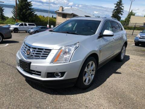 2014 Cadillac SRX for sale at KARMA AUTO SALES in Federal Way WA
