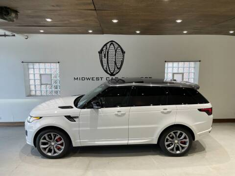 2014 Land Rover Range Rover Sport for sale at Midwest Car Connect in Villa Park IL