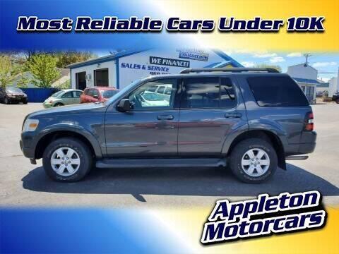 2010 Ford Explorer for sale at Appleton Motorcars Sales & Service in Appleton WI