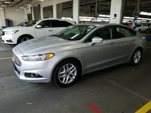 2016 Ford Fusion for sale at Great Lakes Classic Cars & Detail Shop in Hilton NY