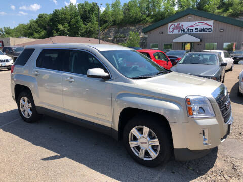 2015 GMC Terrain for sale at Gilly's Auto Sales in Rochester MN