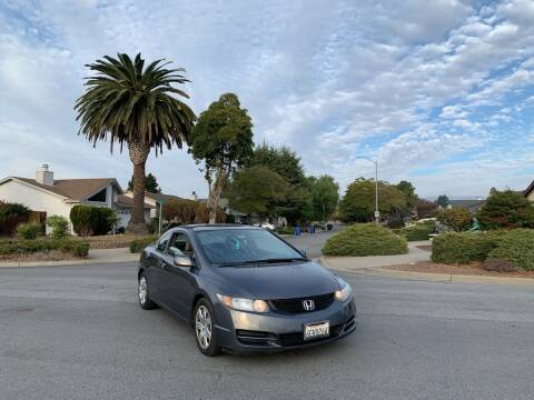 2009 Honda Civic for sale at Blue Eagle Motors in Fremont CA