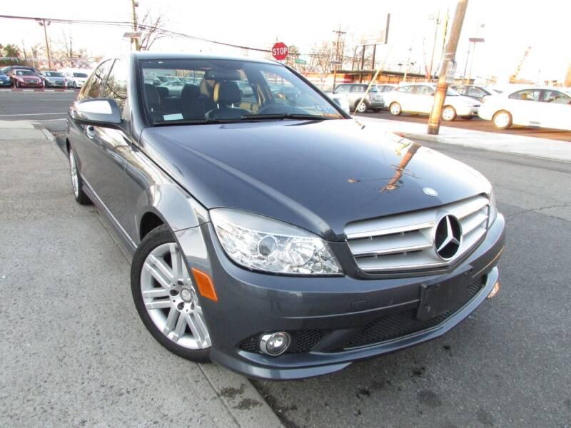 2008 Mercedes-Benz C-Class for sale at K & S Motors Corp in Linden NJ