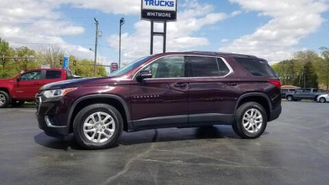 2019 Chevrolet Traverse for sale at Whitmore Chevrolet in West Point VA