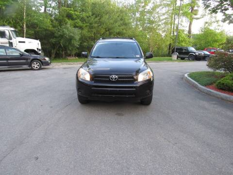 2008 Toyota RAV4 for sale at Heritage Truck and Auto Inc. in Londonderry NH
