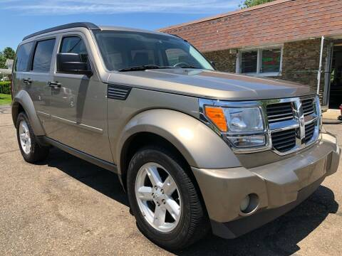 2007 Dodge Nitro for sale at Approved Motors in Dillonvale OH