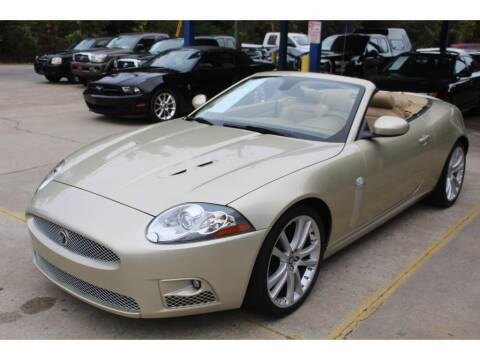 2007 Jaguar XK-Series for sale at Inline Auto Sales in Fuquay Varina NC