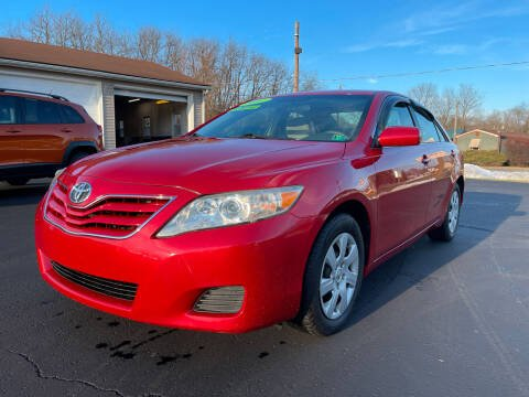 2011 Toyota Camry for sale at Baker Auto Sales in Northumberland PA