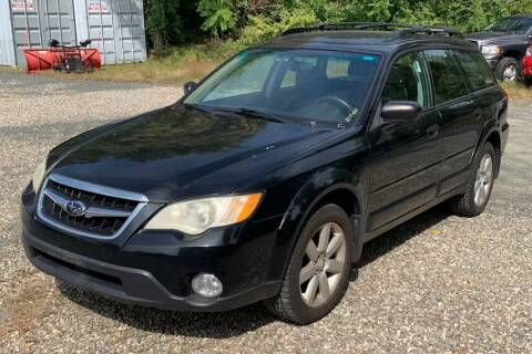 2009 Subaru Outback for sale at Berkshire Auto & Cycle Sales in Sandy Hook CT