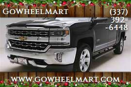 2018 Chevrolet Silverado 1500 for sale at GoWheelMart in Leesville LA