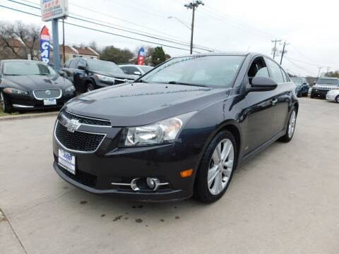 2014 Chevrolet Cruze for sale at AMD AUTO in San Antonio TX