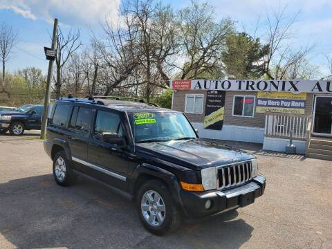 2007 Jeep Commander for sale at Auto Tronix in Lexington KY