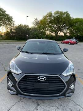 2013 Hyundai Veloster for sale at Sphinx Auto Sales LLC in Milwaukee WI