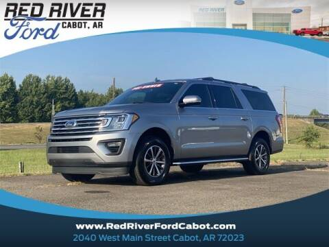2020 Ford Expedition MAX for sale at RED RIVER DODGE - Red River of Cabot in Cabot, AR
