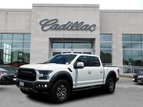 2018 Ford F-150 for sale at Radley Cadillac in Fredericksburg VA