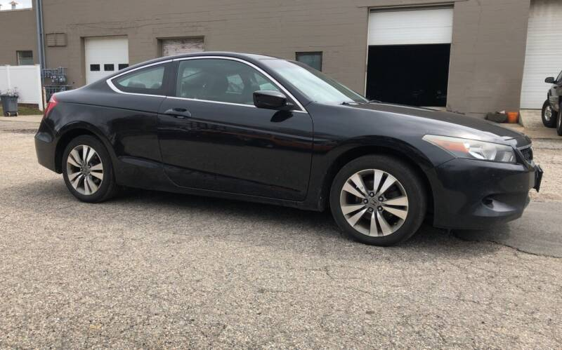 2008 Honda Accord EX-L 2dr Coupe 5M - Danbury CT