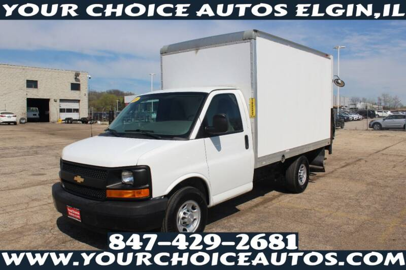 2016 Chevrolet Express Cutaway for sale at Your Choice Autos - Elgin in Elgin IL