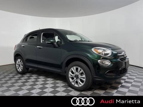 2016 FIAT 500X for sale at CU Carfinders in Norcross GA