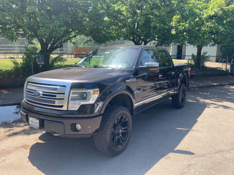 2013 Ford F-150 for sale at Trucks Plus in Seattle WA