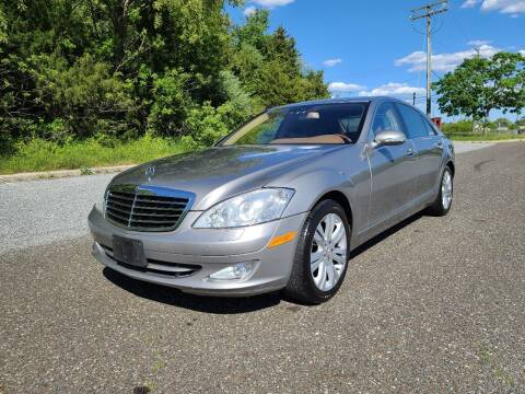 2008 Mercedes-Benz S-Class for sale at Premium Auto Outlet Inc in Sewell NJ